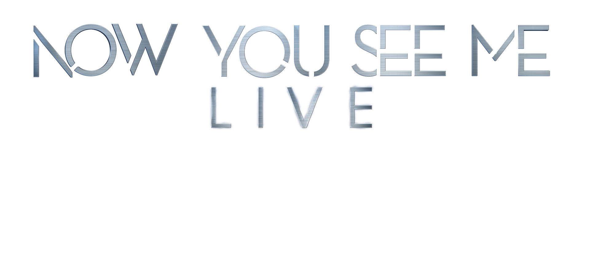 Now You See Me Live Designer and Editor